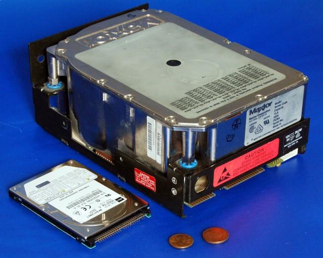 5.25_inch_MFM_hard_disk_drive