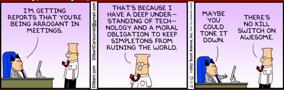 Dilbert 2012 02 11