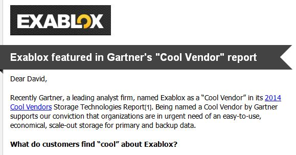 Exablox email