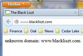 Black no