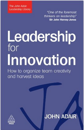 Leadership innovation book