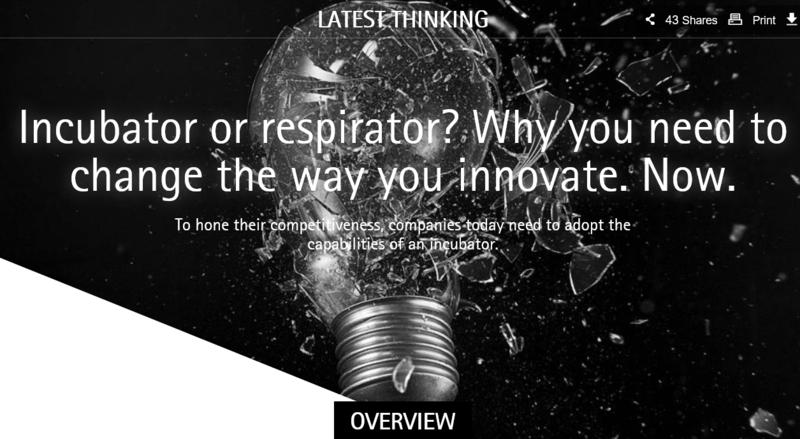 Accenture innovate
