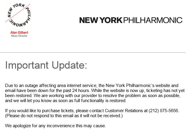 NY Phil down