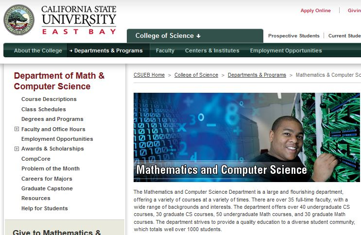 Mathcs CSEB