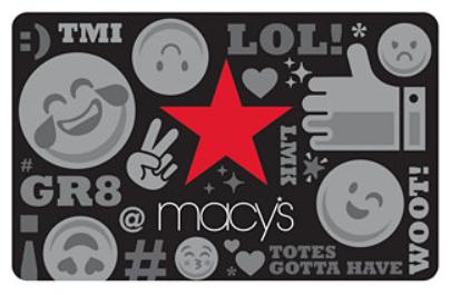 Macys gift