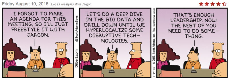 Dilbert Big Data