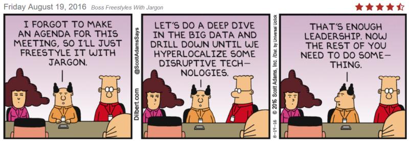 Dilbert Big Data